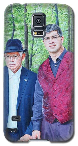 Hamilton Portrait Galaxy S5 Case