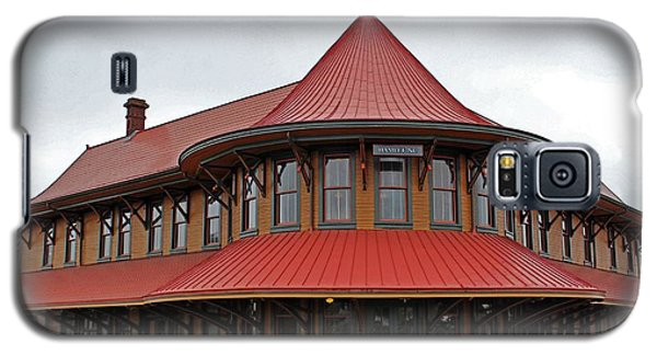 Hamlet Train Station Galaxy S5 Case