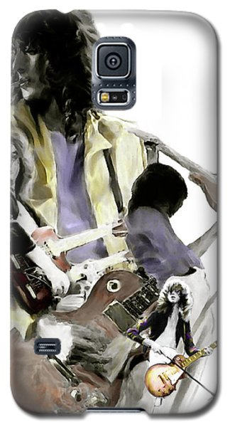 Hammer Of The Gods   Jimmy Page Galaxy S5 Case