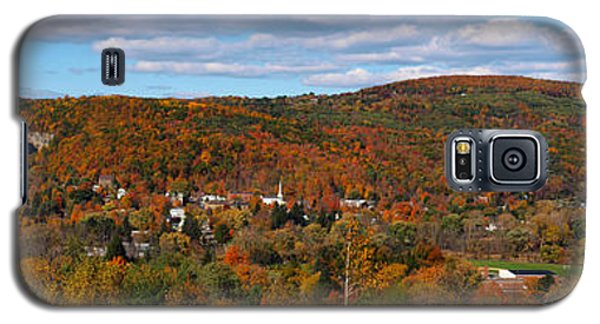 Hammondsport Panorama Galaxy S5 Case by Joshua House