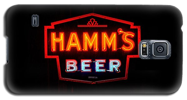 Hamm's Beer Galaxy S5 Case