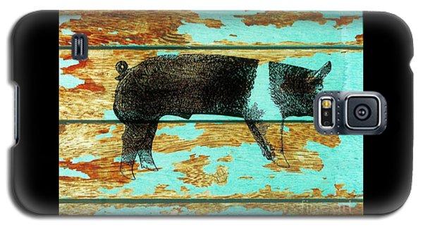 Hampshire Boar 1 Galaxy S5 Case