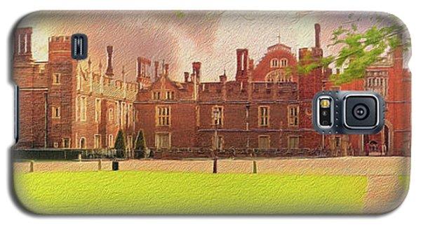 Hampton Court Palace Panorama Galaxy S5 Case