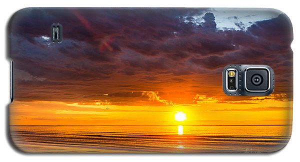 Hampton Sunrise Galaxy S5 Case
