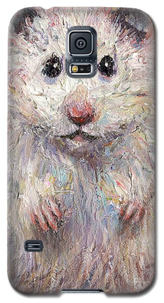 Hamster Painting  Galaxy S5 Case