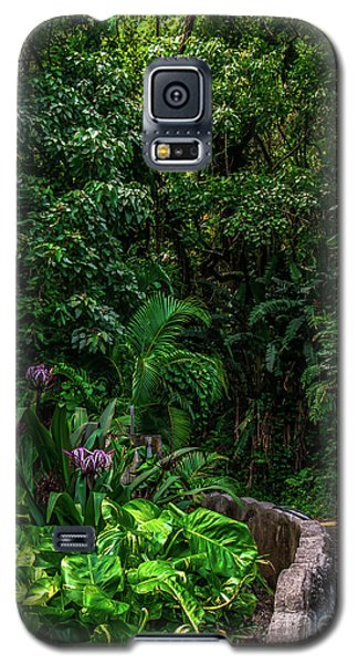 Hana Highway Maui Hawaii Galaxy S5 Case