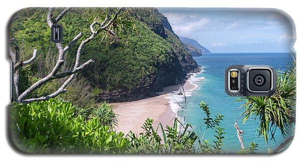 Hanakapiai Beach Galaxy S5 Case