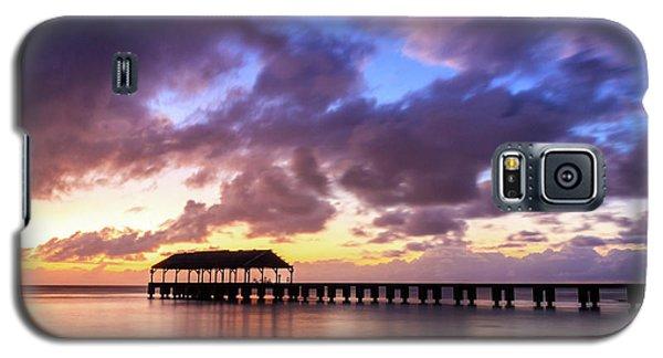 Hanalei Pier Galaxy S5 Case
