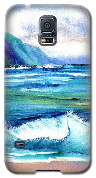 Hanalei Sea Galaxy S5 Case