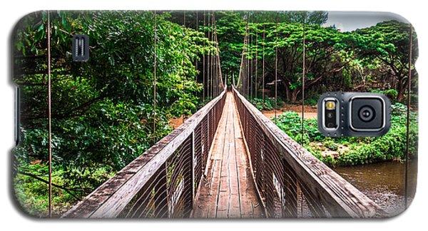 Hanapepe Bridge Galaxy S5 Case