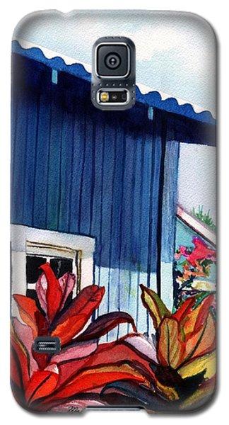 Hanapepe Town Galaxy S5 Case