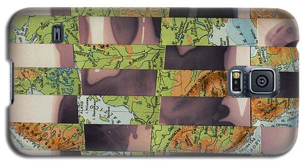 Hand Collage 2 Galaxy S5 Case