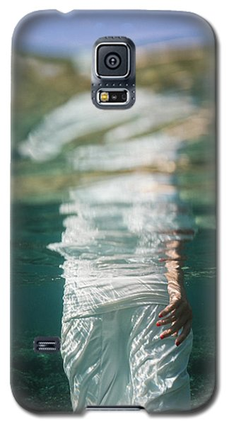 Hand Mermaid Galaxy S5 Case