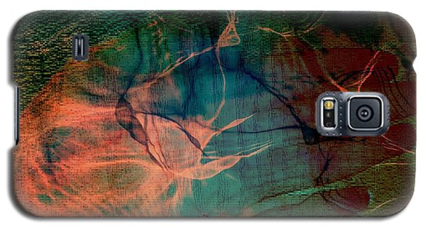 Hand Of A Healer - La Main Dun Guerisseur Galaxy S5 Case by Fania Simon
