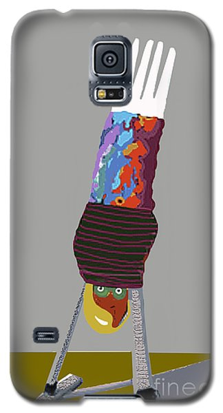 Hand Stand Galaxy S5 Case