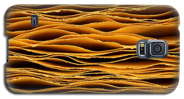 Hand Torn Paper Galaxy S5 Case by Jim Hughes