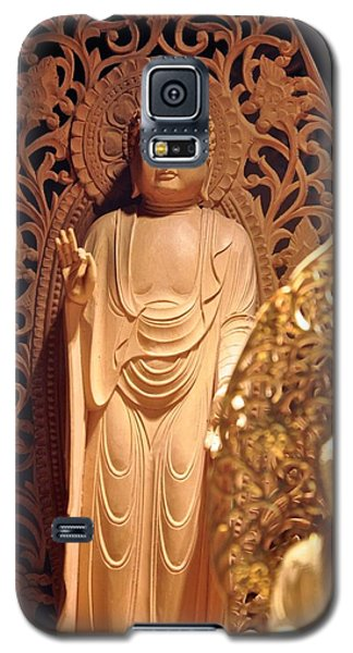 Handcarved Buddha Galaxy S5 Case