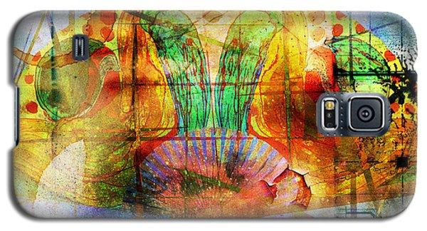 Handheld Fan Galaxy S5 Case