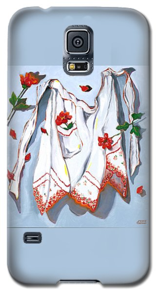 Handkerchief Apron Galaxy S5 Case