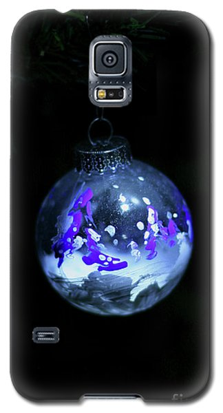 Handpainted Ornament 001 Galaxy S5 Case