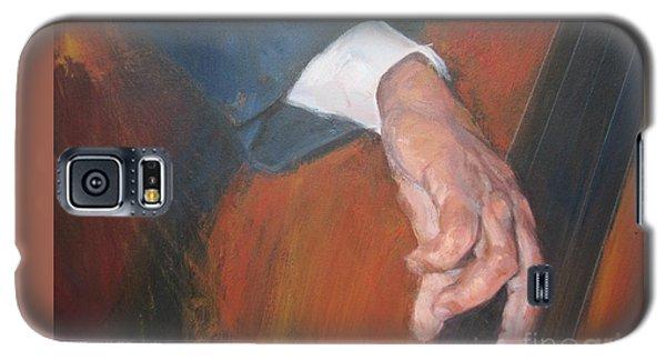 Blaa Kattproduksjoner          Hands Of Deep Sound Galaxy S5 Case