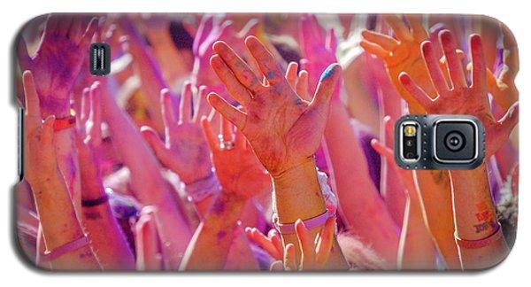 Hands Up Galaxy S5 Case