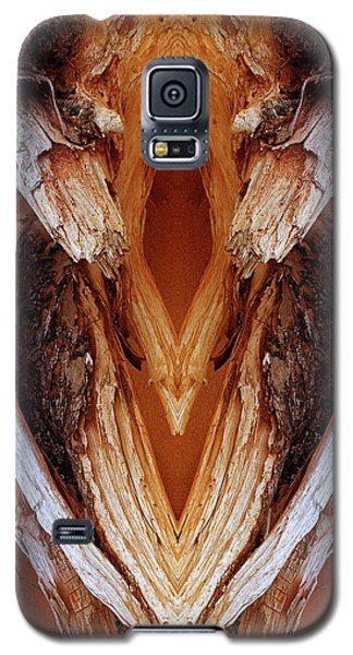 Galaxy S5 Case featuring the photograph Hands by WB Johnston