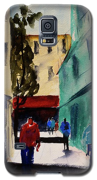 Hang Ah Alley1 Galaxy S5 Case by Tom Simmons