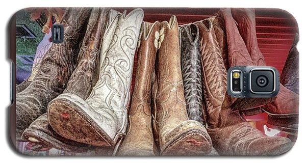 Hangin' Boots Galaxy S5 Case