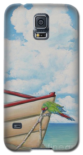 Hanging By A Thread Galaxy S5 Case