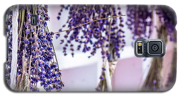 Hanging Lavender Galaxy S5 Case