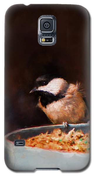 Hanging On The Edge Galaxy S5 Case by Jai Johnson