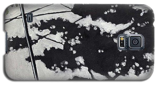 Hanging Shadows - Floral Galaxy S5 Case
