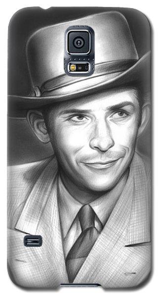 Hank Williams Galaxy S5 Case