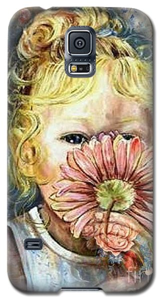 Hannah Galaxy S5 Case