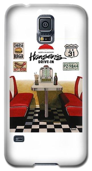 Hansen's Drive-in Galaxy S5 Case by Ferrel Cordle