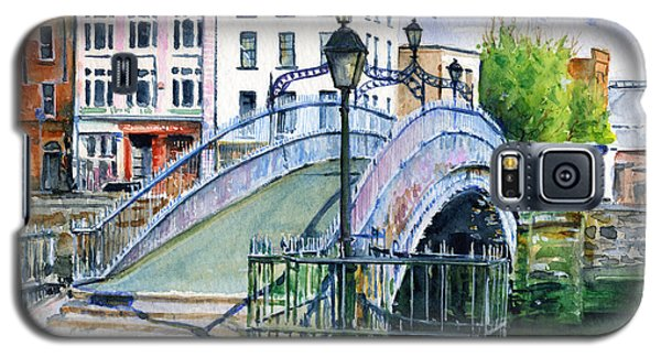 Ha'penny Bridge Dublin Galaxy S5 Case