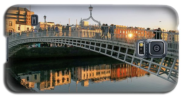 Ha'penny Bridge Galaxy S5 Case