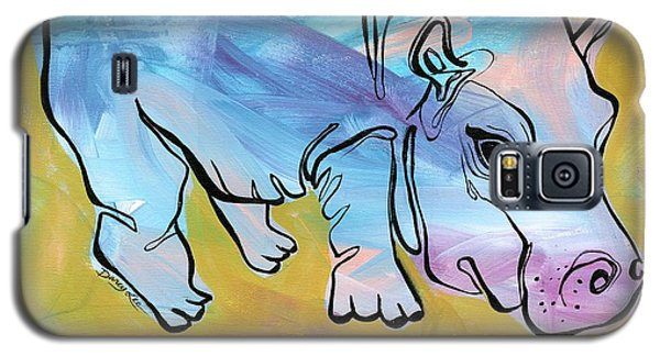 Happily Hippo Galaxy S5 Case