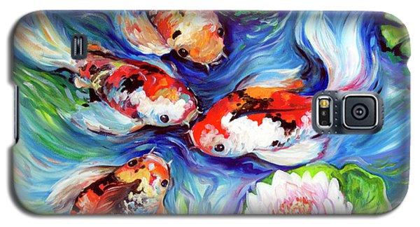 Happiness Koi Galaxy S5 Case