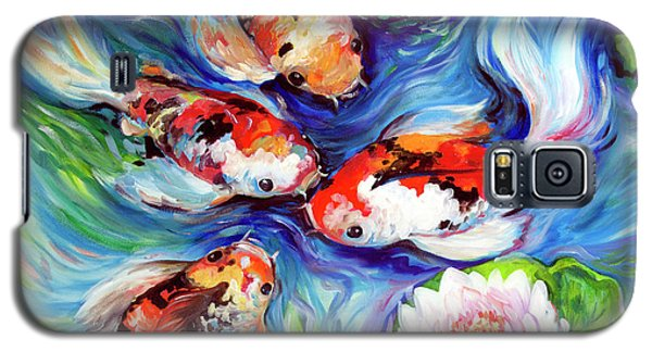 Happiness Koi Galaxy S5 Case