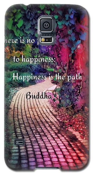 Happiness Path Galaxy S5 Case
