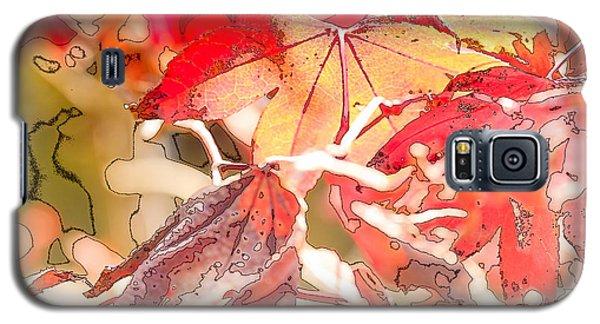 Happy Autumn Galaxy S5 Case