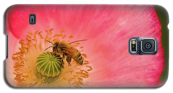 Happy Bee Galaxy S5 Case