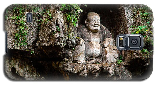Happy Buddha Galaxy S5 Case