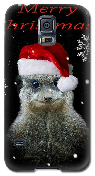 Happy Christmas Galaxy S5 Case by Paul Neville