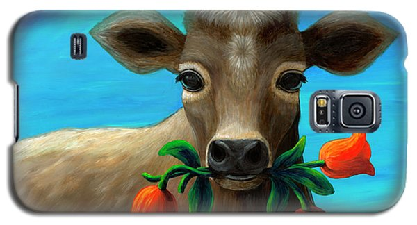 Happy Cow Galaxy S5 Case