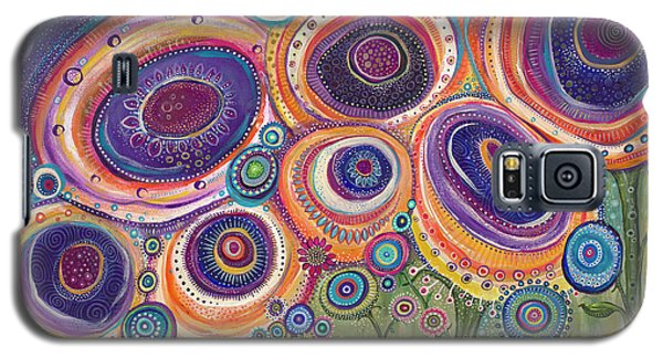 Happy Dance Galaxy S5 Case by Tanielle Childers