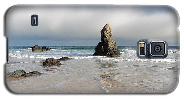 Happy Day On Sango Bay Galaxy S5 Case