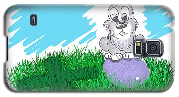 Happy Easter Galaxy S5 Case
